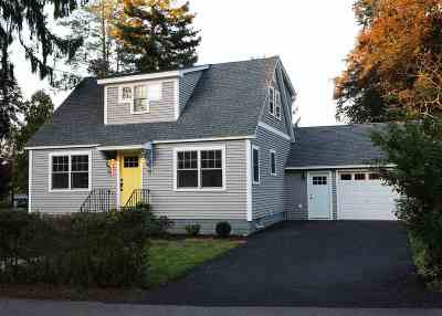 Portsmouth Single Family Home For Sale: 2 Fairview Drive