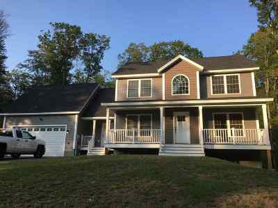 New Boston Single Family Home Active Under Contract: 128 Clark Hill Road