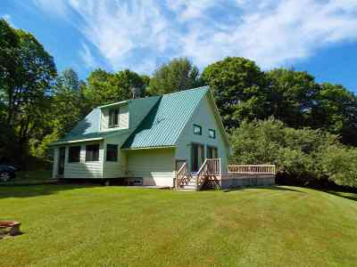 Orleans County Single Family Home For Sale: 62 Flat Iron Lane