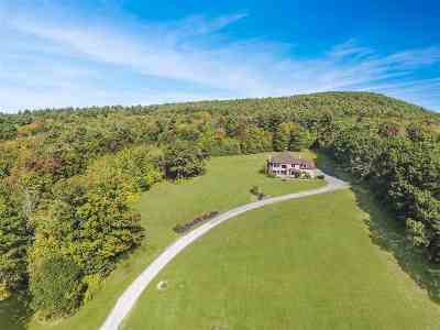 Goffstown Single Family Home For Sale: 492 Mountain Road