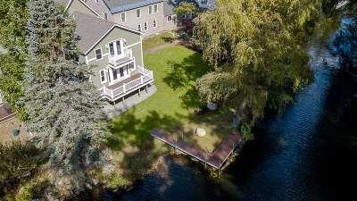 Belknap County Single Family Home For Sale: 20 Water Street