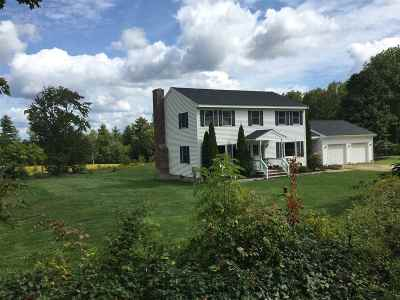 Strafford Single Family Home For Sale: 518 1st Crown Point Road Road