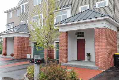 Manchester Condo/Townhouse For Sale: 77 Riverwalk Way