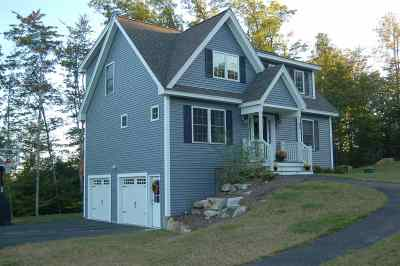 Milford Single Family Home Active Under Contract: 40 Timber Ridge Drive