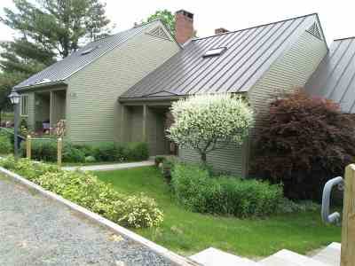 Woodstock Condo/Townhouse For Sale: 23k Woodstock, Vt 05091 Road #23K