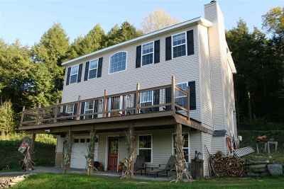 Stowe Single Family Home For Sale: 426 Points North Road