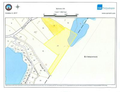 Belmont Residential Lots & Land For Sale: Brown Hill Road #15 &