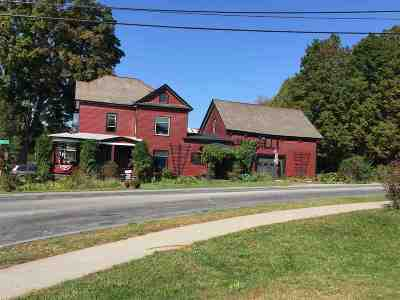 Morristown VT Single Family Home For Sale: $269,000