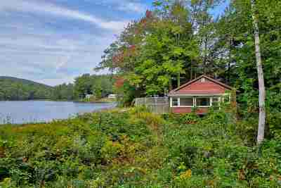 Goffstown Single Family Home Active Under Contract: 118 Mountain Base Road