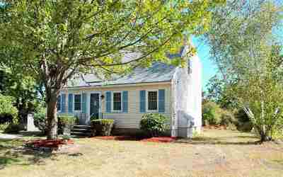 Nashua Single Family Home Active Under Contract: 21 Cassandra Lane