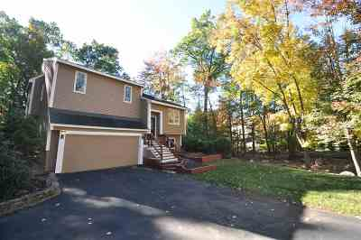 Nashua Single Family Home Active Under Contract: 12 Middle Dunstable Road