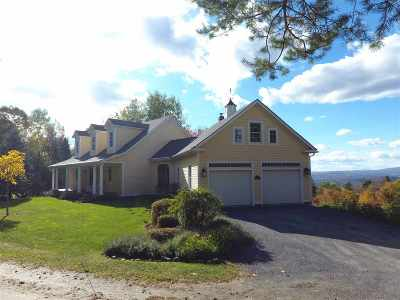 Caledonia County Single Family Home For Sale: 552 Alpine Lane #Lot #SF9