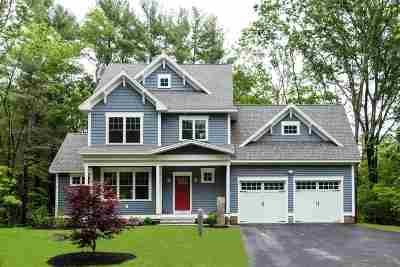 Exeter NH Single Family Home Active Under Contract: $722,969
