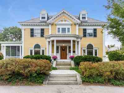 Concord Single Family Home For Sale: 83 Warren Street
