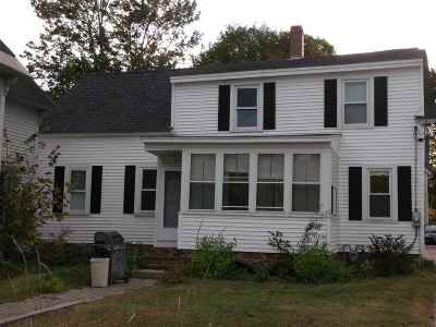 Concord Single Family Home For Sale: 143 N State Street