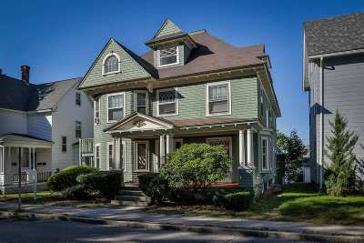 Manchester Multi Family Home Active Under Contract: 672 Maple Street