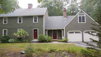 Amherst Single Family Home Active Under Contract: 14 Holt Road