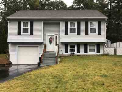 Concord Single Family Home Active Under Contract: 19 Pine Acres Road