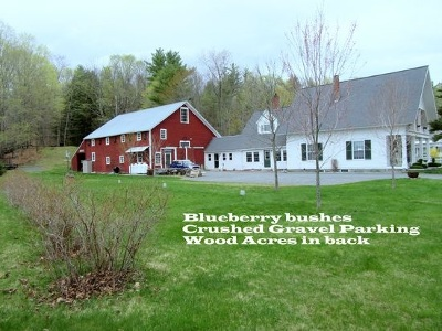 Wentworth Single Family Home For Sale: 859 Mount Moosilauke Highway