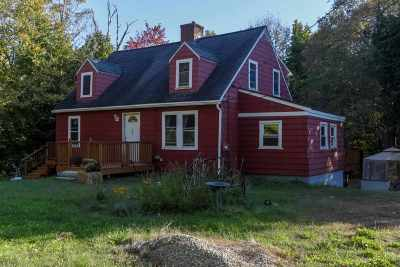 Strafford Single Family Home For Sale: 395 Province Road