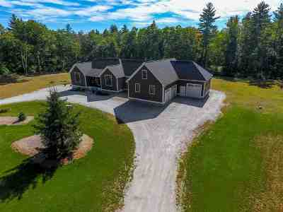 Merrimack Single Family Home Active Under Contract: 81 Woodward Road