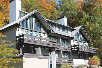Coolidge Falls Condo/Townhouse For Sale: 32b Flume Road
