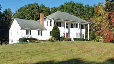 Windham Single Family Home For Sale: 3 Red Fox Road