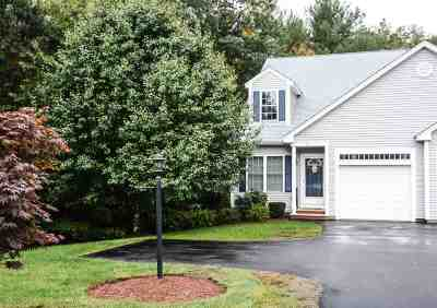 Windham Condo/Townhouse Active Under Contract: 8 Blackburn Road