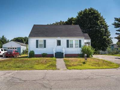 Somersworth Single Family Home For Sale: 12 Rowland Street