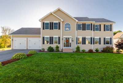 Hudson Single Family Home For Sale: 23 Shoreline Drive