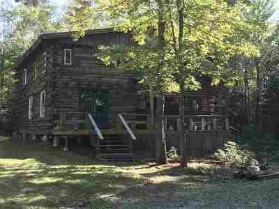 Washington Single Family Home For Sale: 482 Bailey Road