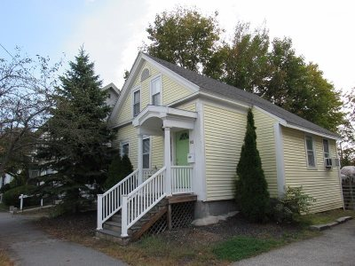 Concord Single Family Home For Sale: 55 Centre Street