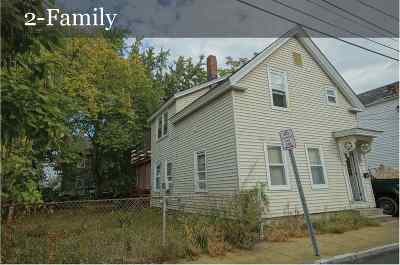 Nashua Multi Family Home For Sale: 102 Pine St