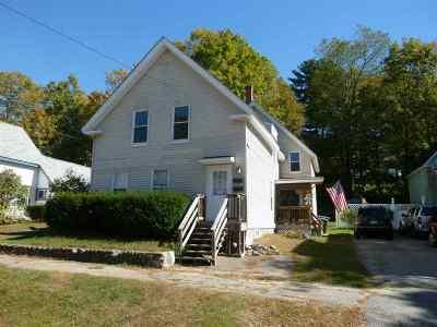 Franklin Multi Family Home For Sale: 128 Franklin Street