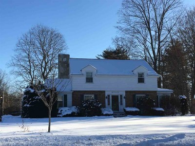 Nashua Single Family Home Active Under Contract: 81 Concord Street