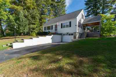Hudson Single Family Home Active Under Contract: 40 Winnhaven Drive