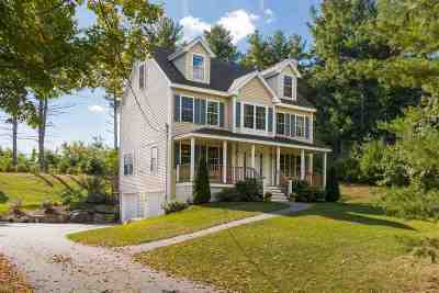 Dover Single Family Home For Sale: 29 Leathers Lane