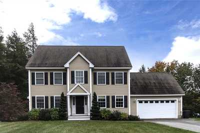 Exeter Single Family Home Active Under Contract: 7 Rinny Lane