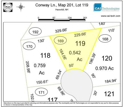 Haverhill Residential Lots & Land For Sale: 22 Conway Lane
