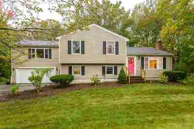 Hampton Single Family Home For Sale: 45 Tide Mill Road