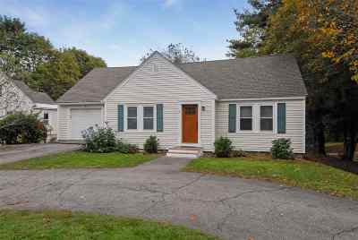 Portsmouth Single Family Home Active Under Contract: 946 Greenland Road