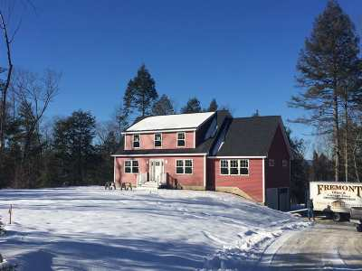 Barrington Single Family Home For Sale: 31-2 Lot Oak Hill Road Road