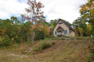 Newbury Single Family Home For Sale: 60 Mountain Road
