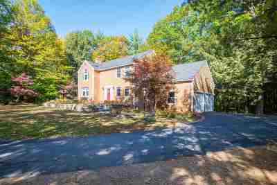 Barrington Single Family Home Active Under Contract: 160 Deer Ridge Drive