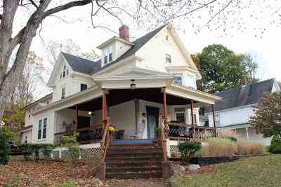 Franklin Single Family Home For Sale: 66 View Street