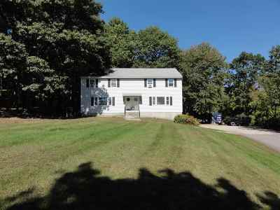 Hudson Single Family Home Active Under Contract: 3 Twin Meadow Drive #A