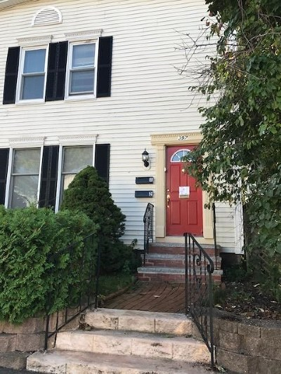 Manchester Multi Family Home Active Under Contract: 397 Cedar Street Street