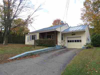 Orleans County Single Family Home Active Under Contract: 66 Broadview Avenue