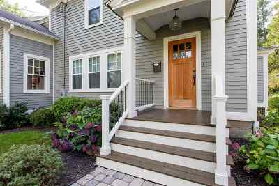 Exeter Single Family Home Active Under Contract: Dewey Street