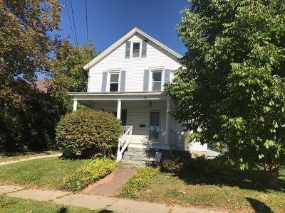 Rutland, Rutland City Single Family Home For Sale: 51 Kingsley Avenue